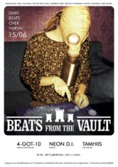 Beats From The Vault — Dark beats over Narva!
